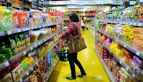 Seizing the Consumer Packaged Goods Opportunity in China - McKinsey Greater China | Grande Passione | Scoop.it