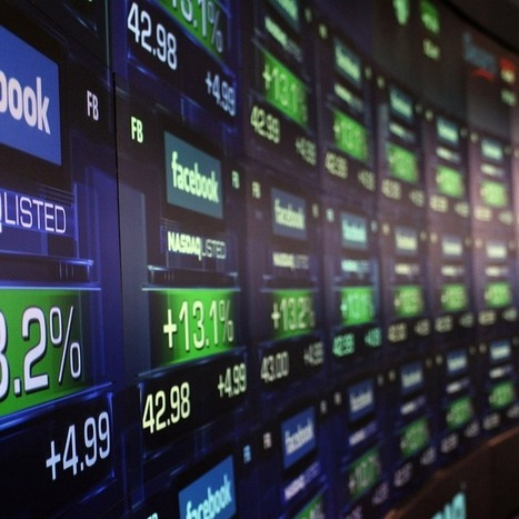 Facebook Stock Comes Within 4 Cents of Its IPO Price | Social Media Marketing | Scoop.it