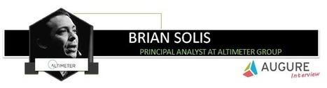 4 clefs sur l'infuence par Brian Solis | De la com : interne ou non #job#news | Scoop.it