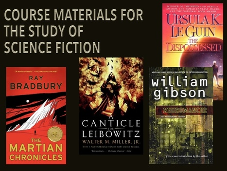 Course Materials for the Study of Science Fiction | Teaching Science Fiction | Scoop.it