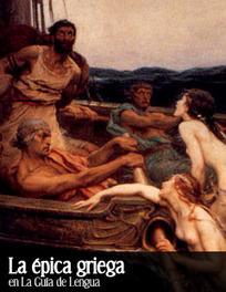 Épica griega - La guía de Lengua | maria | Scoop.it