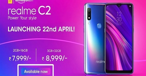 RealMe C2' in NewMsg | Scoop it