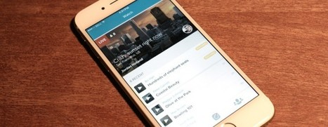 Twitter Launches Periscope, its Live Video-Streaming App | e-learning y moodle | Scoop.it