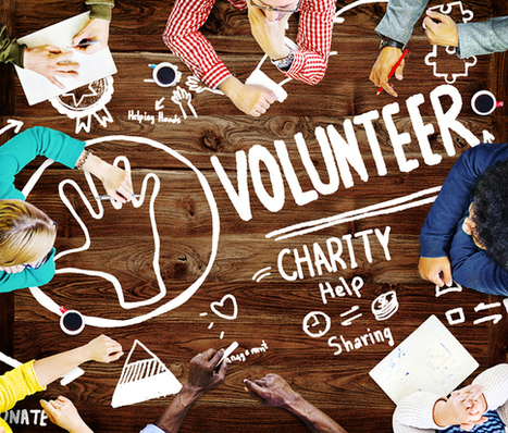 "4 Ways Workplace Giving/Volunteering Can Drive Employee Engagement | ""employee engagement enhancement"" 