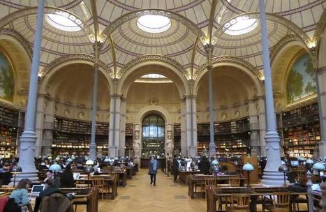 París culmina la mayor biblioteca mundial de arte y patrimonio | Enseñar Geografía e Historia en Secundaria | Scoop.it