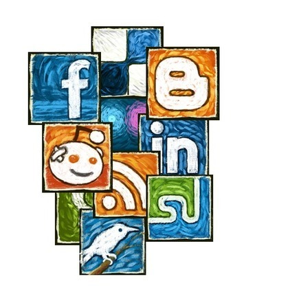 Social Media Fun Facts and Stats | Marketing in English | Scoop.it