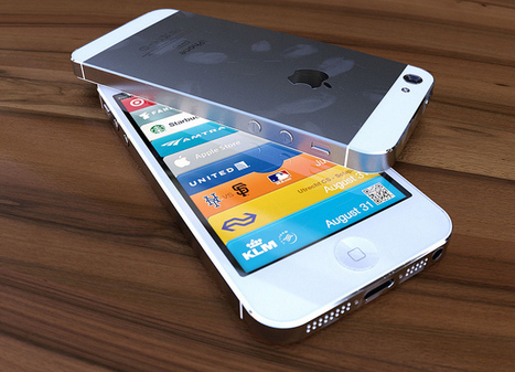 Apple touchscreen patent: Future iPhone could be thinner and lighter | iPhone Tips and Tricks | Scoop.it