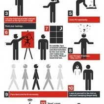 What To Do When The Internet is Down?   Visual.ly   infographics   Scoop.it