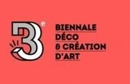 Appel à candidatures - 3e Biennale Déco & Création d'Art | Est Ensemble | Parisian'East, la communauté urbaine des amoureux de l'Est Parisien. | Scoop.it
