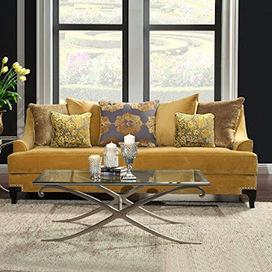Silver velvet chesterfield sofa UK,\' in Metro Velvet Sofa Company UK ...