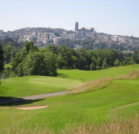 En été, ça tape dur au golf du grand Rodez   L'info tourisme en Aveyron   Scoop.it