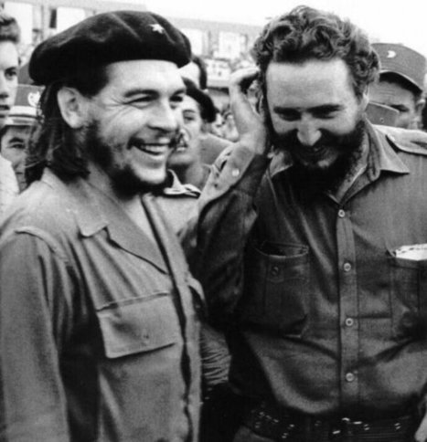 Golden Dawn - International Newsroom: Che Guevara - Racist and against homosexuals? | The Indigenous Uprising of the British Isles | Scoop.it