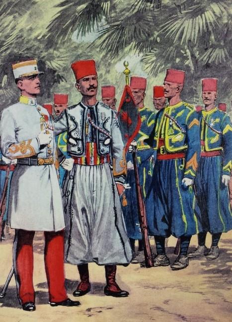 Retrouver un soldat algérien dans les archives françaises | Auprès de nos Racines - Généalogie | Scoop.it