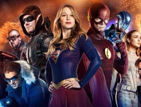 How To Be A Superhero In The CW's Arrowverse In 6 Easy Steps   ARROWTV   Scoop.it