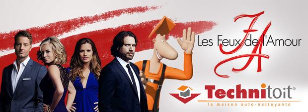 (ÉVÉNEMENT) Technitoit dans Les Feux de l'amour cette semaine sur TF1 ! | La Revue de Technitoit | Scoop.it