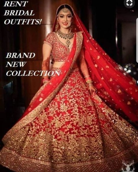 e333da26e3ba Essential tips for a bride-to-be to find their perfect bridal lehenga!!