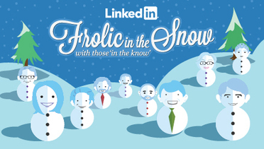 A Holiday Gift of Marketing Inspiration from LinkedIn   Social Media and web-marketing   Scoop.it