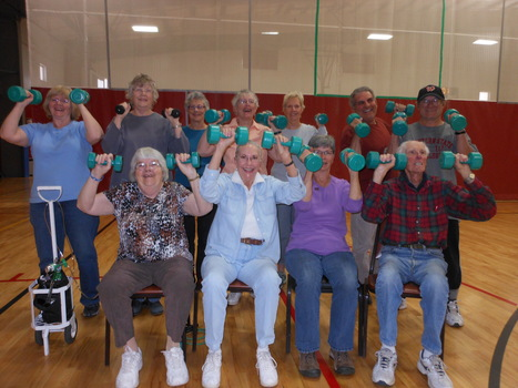 Boomers and Beyond and Gunnison Recreation Center Senior Fitness Classes | Gunnison Colorado Seniors | Scoop.it