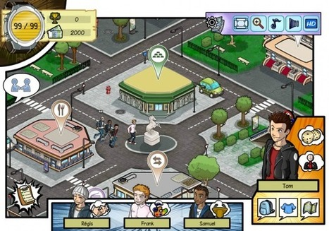 """""""Serious Games"""" ou comment se former au management en jouant 