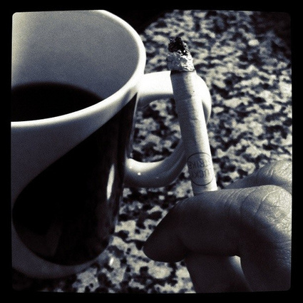 Do coffee and cigarettes make you smarter? - Barking up the wrong tree | Wonderful world of science | Scoop.it