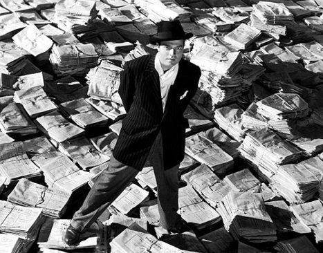 La presse écrite US a perdu en 12 ans les revenus qu'elle a mis 50 ans à bâtir | Intervalles | Scoop.it