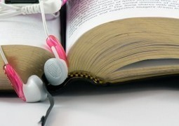 » Audio Books vs. Book Books: Which Does the Brain Prefer? | Linking Libraries, Literacy & Learning | Scoop.it