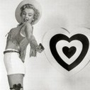 Marilyn Monroe - Target of Love - The Pinup Directory | Celebrating Fabulosity: Pinup to Burlesque! | Scoop.it