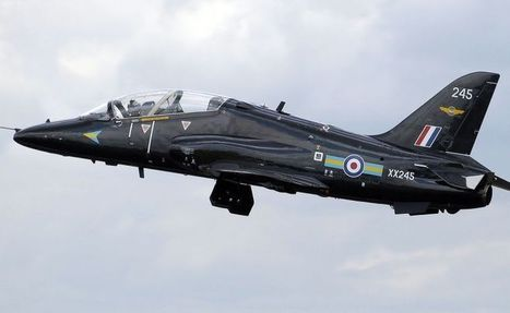 BAE Systems to Upgrade Australia's Hawk Trainer Jets | Aviation & Air Force News at DefenceTalk | Military Tech | Scoop.it