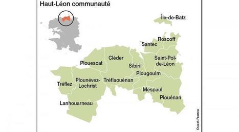 Pays de Morlaix. La Baie du Kernic et le Pays léonard deviendront Haut-Léon communauté au 1er janvier 2017 | Pays de Morlaix | Scoop.it