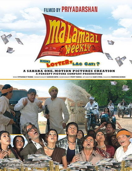 Kamaal Dhamaal Malamaal 3gp hindi movies free download