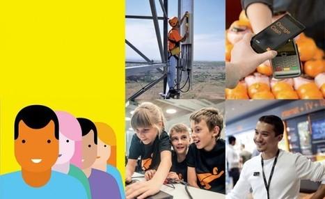 Orange réinvente son reporting RSE | Communication Pro sur internet | Scoop.it