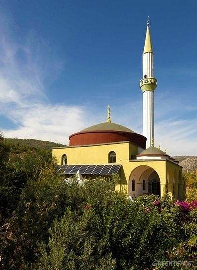 6.000 mosquées chauffées au solaire en Jordanie | Charliban Lebnen | Scoop.it