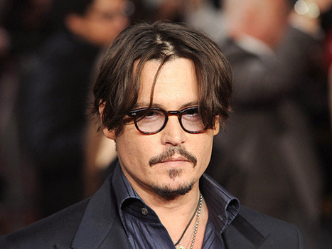 AYE!!: Johnny Depp The Nation's Favorite Actor For Second Consecutive Year | TonyPotts | Scoop.it