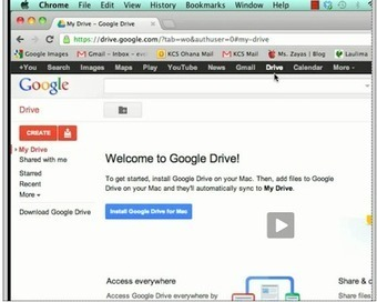 A Step by Step Guide to Create Presentations on Google Presentation   Using Google Drive in the classroom   Scoop.it