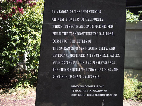 Sacramento Delta Chinese Contributions to America | Chinese American history | Scoop.it