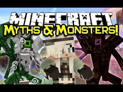 Myths and Monsters Mod for Minecraft 1.7.10 | Free Download Minecraft | Scoop.it