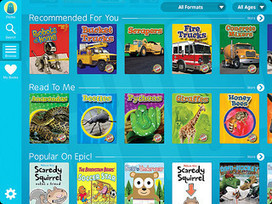 Three Options for Independent Reading on the iPad - Primary Preoccupation | Reading for all ages | Scoop.it