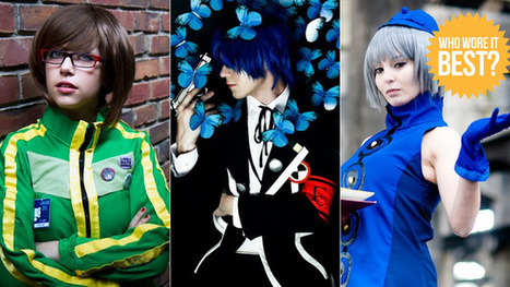 Oh Yes, Persona Cosplay Is Pure Magic | Cosplay News | Scoop.it