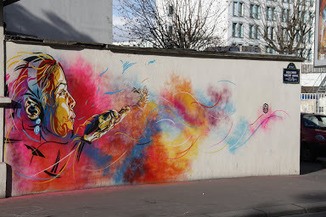 Street Art – Google Cultural Institute | Fictitious or real explorers and adventurers | Scoop.it