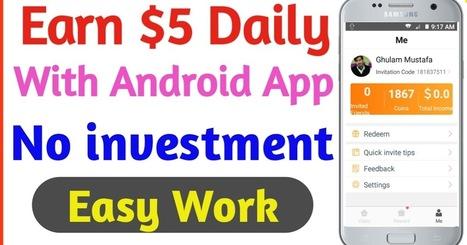 Best Earn Money App 2019-Make Money Easily On A