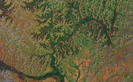 Google Earth Fractals.- | Matemáticas.- | Scoop.it