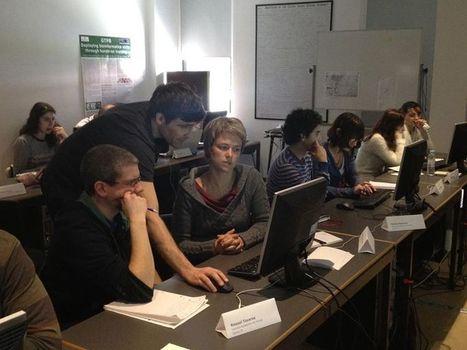 Course participant number 5000. Celebration lunch. | Bioinformatics Training | Scoop.it