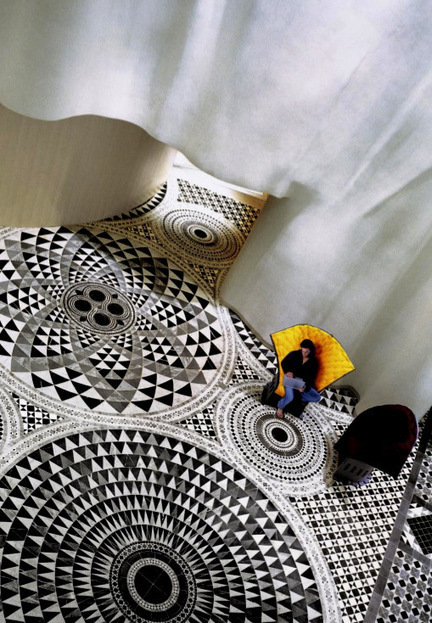 Modern Italian Mosaics Design - SICIS | ceramics and art | Scoop.it