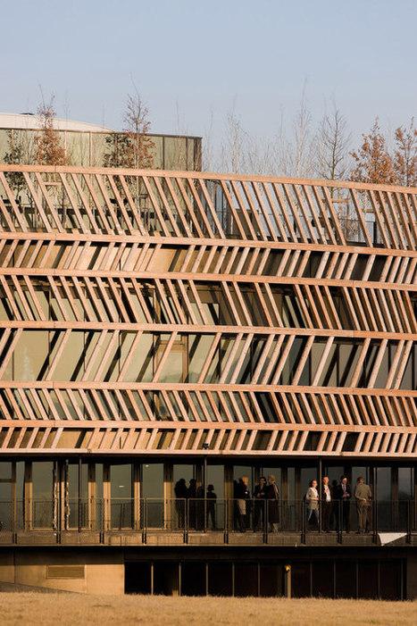 MuséoParc Alésia by Bernard Tschumi Architects   Rendons visibles l'architecture et les architectes   Scoop.it