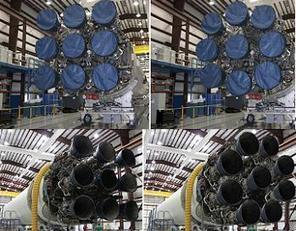 Testing times for SpaceX's new Falcon 9 v.1.1 | NASASpaceFlight.com | The NewSpace Daily | Scoop.it
