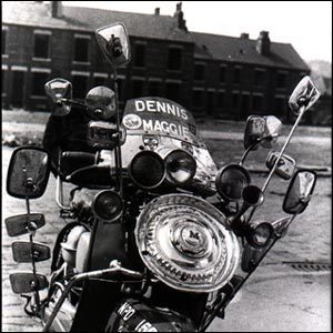 Dennis & Maggie.  I bet that was a great partnership   The march of the Mods   Scoop.it