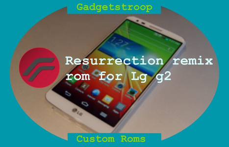 GadgetsTroop: Install stock based Miui V7 on Lg
