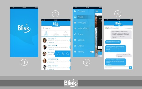 Real time chat app for the LinkedIn - BlinkChat | Blink Chat for LinkedIn™ | Scoop.it