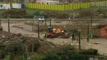 240 arbres abattus aux Halles - France 3 | Projet les Halles | Scoop.it