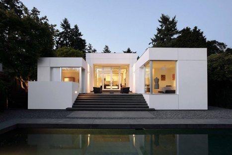 Charmante petite maison contemporaine ré...